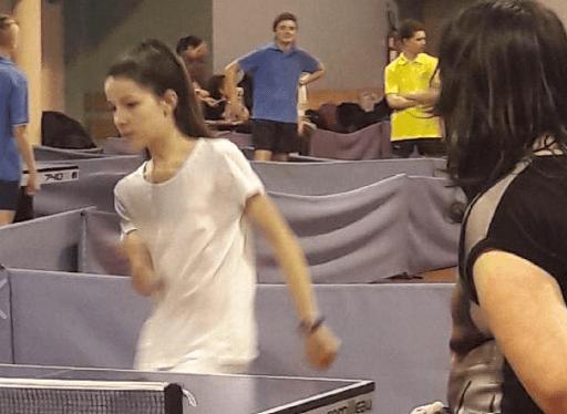 Tennis de table : mercredi 21 mars 2018