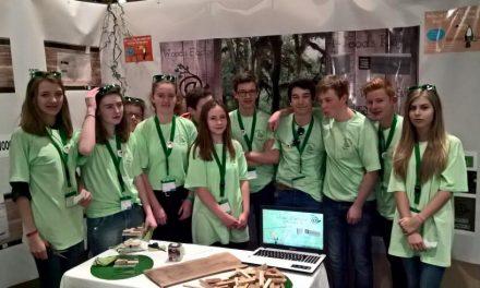 La Wood's Factory au Salon « Entreprendre Pour Apprendre » – Salon des mini entreprises 2016